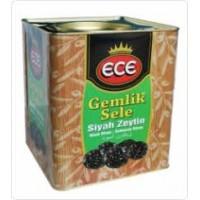 ECE GEMLİK SİYAH ZEYTİN SELE 261-320 10 KG