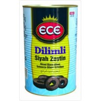 ECE DİLİMLİ SİYAH ZEYTİN 4,20 KG
