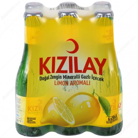 KIZILAY LİMONLU SODA