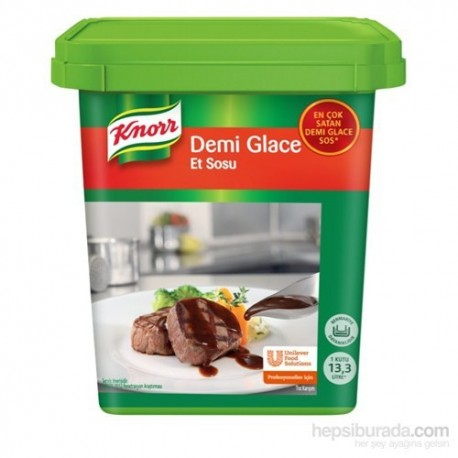 KNORR DEMİ GLACE SOS