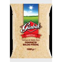 Günbak Osmancık Baldo Pirinç