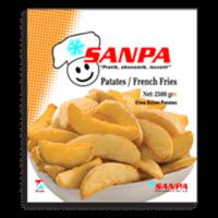 Sanpa Donuk Elma Dilim Patates