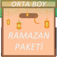 Ramazan Paketi (orta boy)