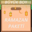 Ramazan Paketi (Büyük Boy)