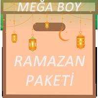 Ramazan Paketi (Meğa Boy)